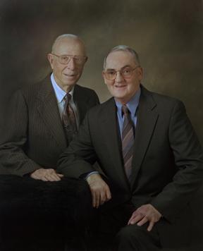 Harold Hunter and Joe Davisson