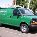 HVAC/R Service and Maintenance Van